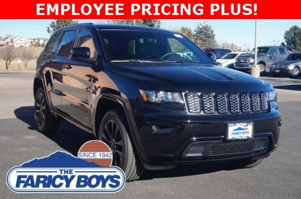 2019 Jeep Grand Cherokee in Colorado Springs, CO