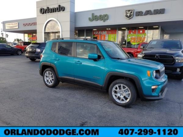 2019 Jeep Renegade in Orlando, FL