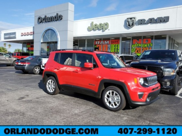 2019 Jeep Renegade in Orlando, FL
