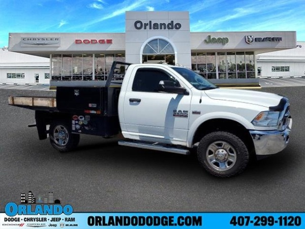 2016 Ram 3500 Chassis Cab in Orlando, FL