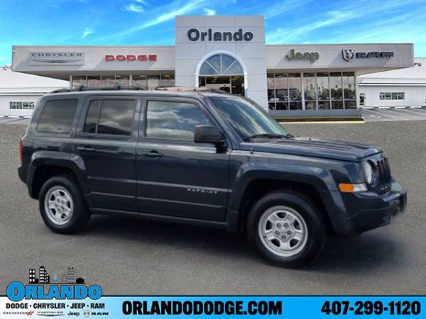 2014 Jeep Patriot in Orlando, FL