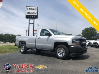Used Chevrolet Silverado 1500s For Sale In Indianapolis In