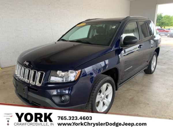 2015 Jeep Compass in Crawfordsville, IN