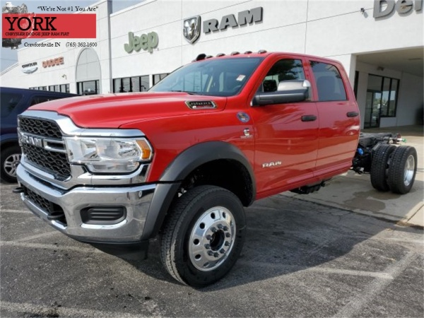 2019 Ram 5500 Chassis Cab in Crawfordsville, IN