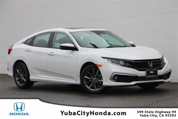 2020 Honda Civic in Yuba City, CA