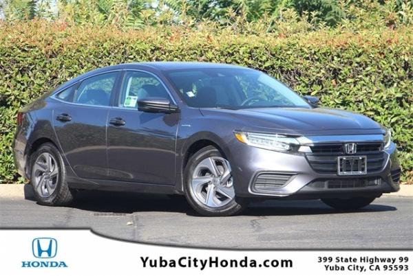 2020 Honda Insight in Yuba City, CA