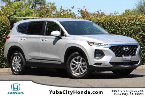 2019 Hyundai Santa Fe in Yuba City, CA