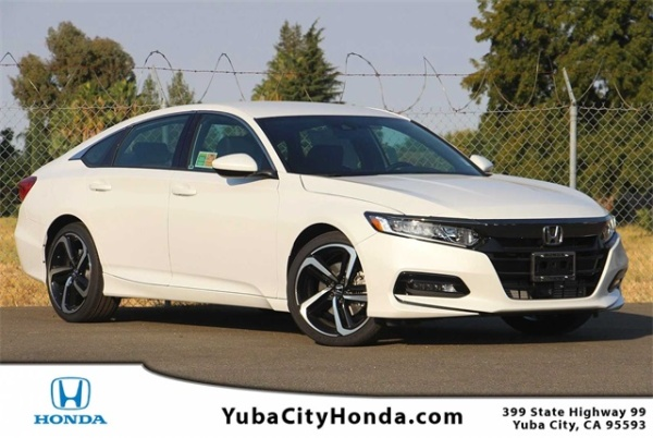 2020 Honda Accord in Yuba City, CA