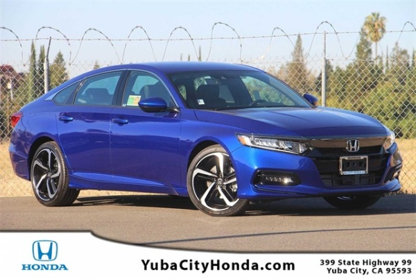 2020 Honda Accord in Yuba City, CA