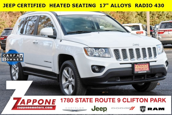 2017 Jeep Compass in Clifton Park, NY