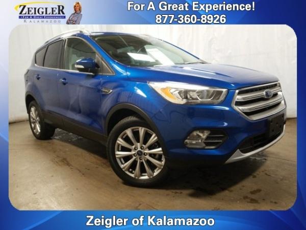 2017 Ford Escape in Kalamazoo, MI