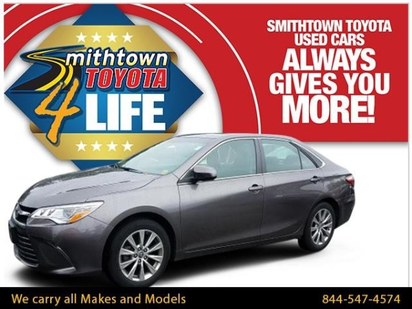 2017 Toyota Camry In Smithtown Ny