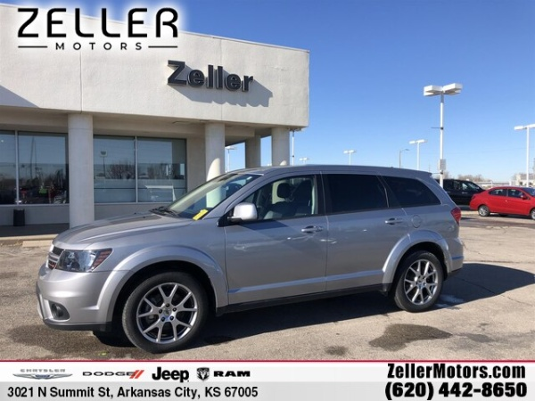 2018 Dodge Journey in Arkansas City, KS