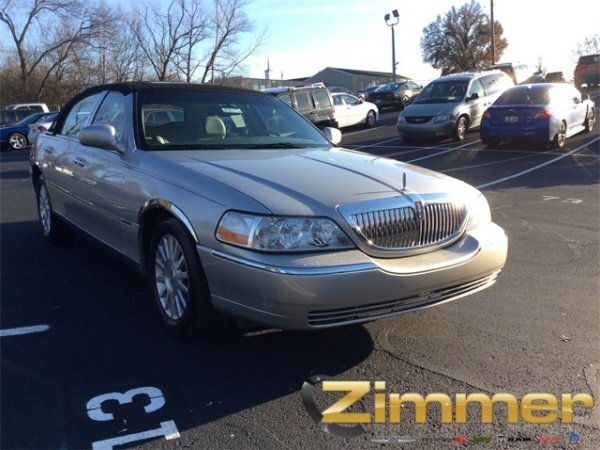 2004 Lincoln Town Car Ultimate For Sale In Florence Ky Truecar