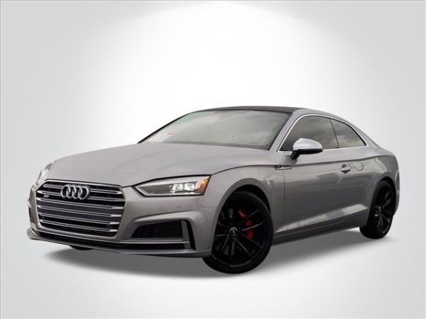 2018 Audi S5 3.0T quattro Premium Plus