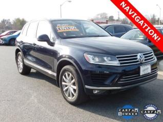 2017 Volkswagen Touareg V6 Sport With Technology >> Used 2017 Volkswagen Touareg For Sale Search 57 Used