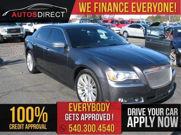 2013 Chrysler 300 C John Varvatos >> 2013 Chrysler 300 C John Varvatos Luxury Edition Rwd For Sale In
