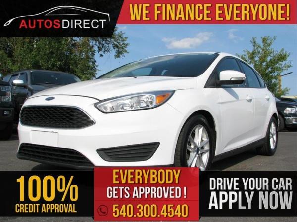 2016 Ford Focus in Fredericksburg, VA