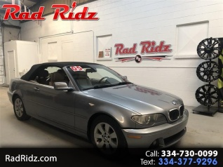 2005 Bmw 3 Series 325ci Convertible For In Prattville Al