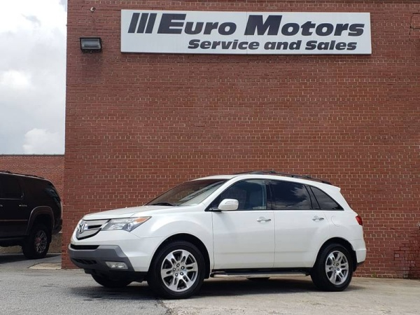 used acura mdx for sale in greensboro nc u s news world report. Black Bedroom Furniture Sets. Home Design Ideas