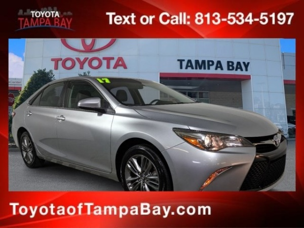 2017 Toyota Camry in Tampa, FL