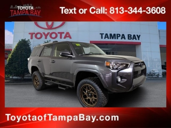 2020 Toyota 4Runner in Tampa, FL