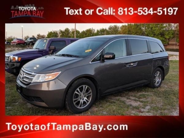 2012 Honda Odyssey in Tampa, FL