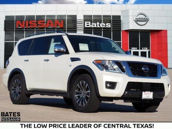 2020 Nissan Armada in Killeen, TX