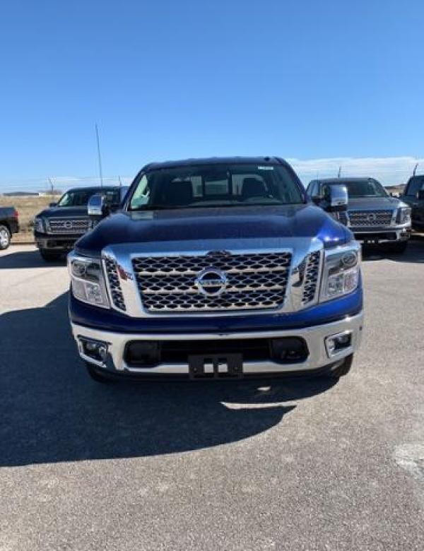 2019 Nissan Titan in Killeen, TX