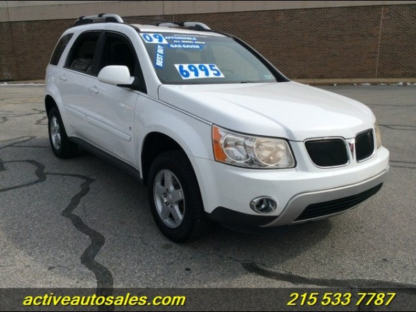 2009 pontiac vibe awd rear differential leak