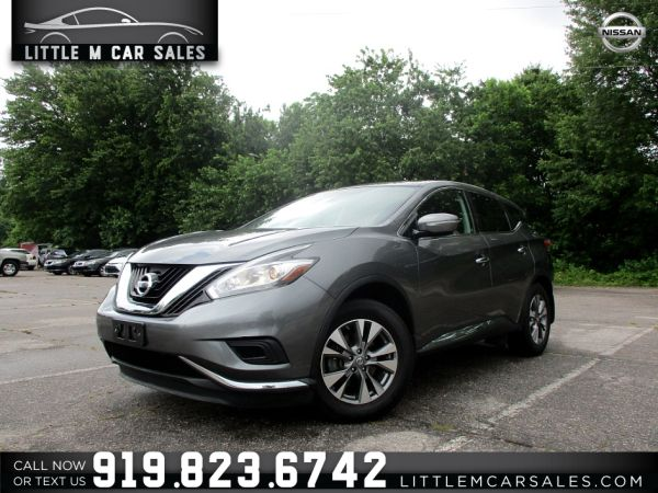 2015 Nissan Murano in Raleigh, NC