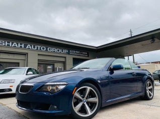 bmw 6 series coupe convertible