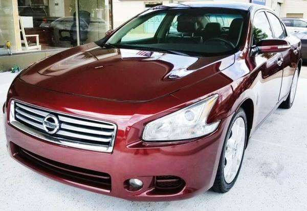2013 Nissan Maxima 3.5 S $11,999 Marietta, GA