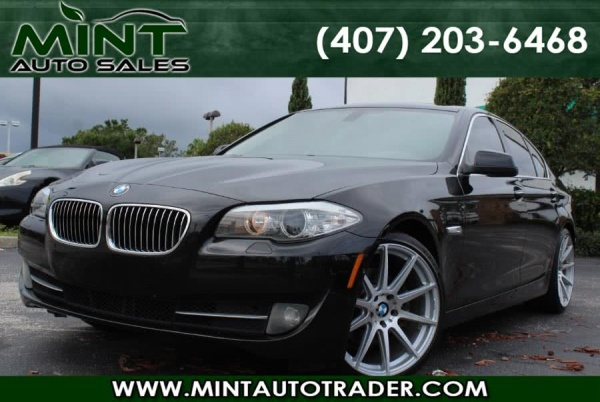 2011 BMW 5 Series in Orlando, FL