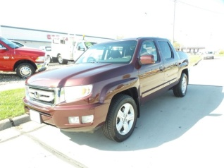 Used 2010 Honda Ridgeline RTL 4WD For Sale In Des Moines, IA
