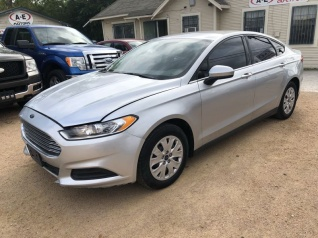 2017 Ford Fusion S Fwd For In San Antonio Tx