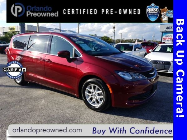 2017 Chrysler Pacifica in Orlando, FL