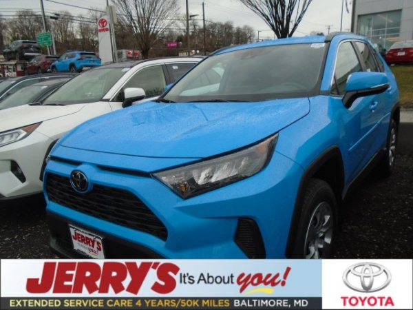 2020 Toyota RAV4 in Baltimore, MD