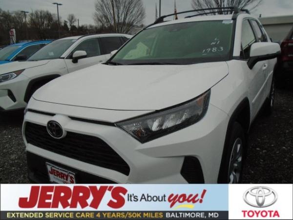 2020 Toyota RAV4 in Baltimore, MD