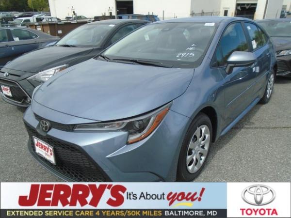 2020 Toyota Corolla In Baltimore Md