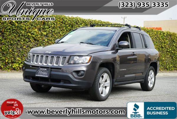 2016 Jeep Compass in Los Angeles, CA