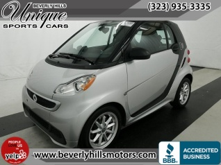 2017 Smart Fortwo Pion Coupe Electric Drive For In Los Angeles Ca