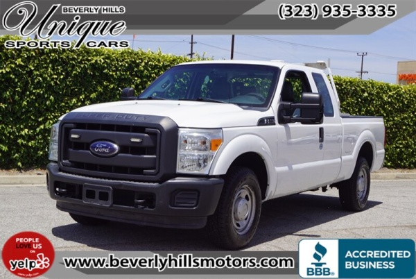 2013 Ford F-250