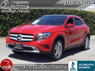 Used 2015 Mercedes Benz GLA GLA 250 FWD For Sale In Los Angeles, CA