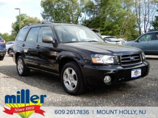 2004 Subaru Forester 2 5xs With Premium Package And Leather Auto For In Lumberton