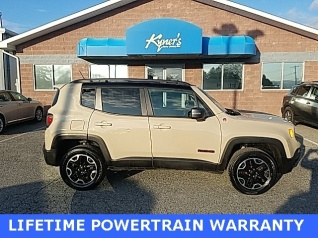 Used Jeep Renegades For Sale In Chambersburg Pa Truecar