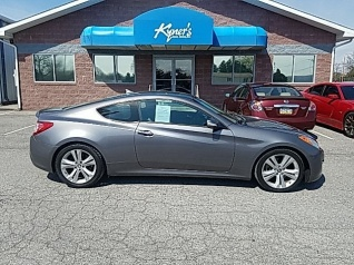 2017 Hyundai Genesis Coupe 3 8 Grand Touring With Black Leather Automatic For In Chambersburg