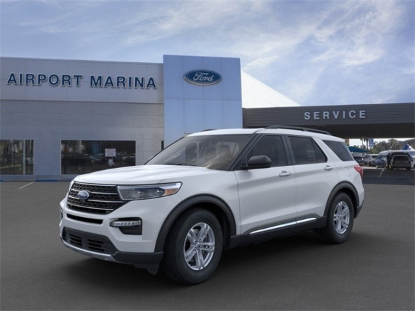 2020 Ford Explorer in Los Angeles, CA