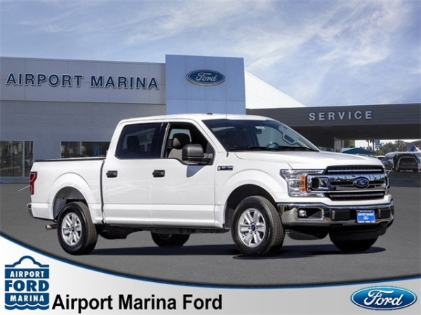 2018 Ford F-150 in Los Angeles, CA