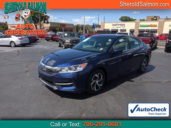 2016 Honda Accord in Rome, GA
